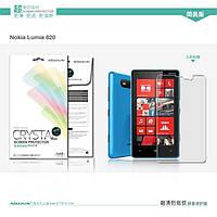 Защитная пленка Nillkin для Nokia Lumia 820 глянцевая