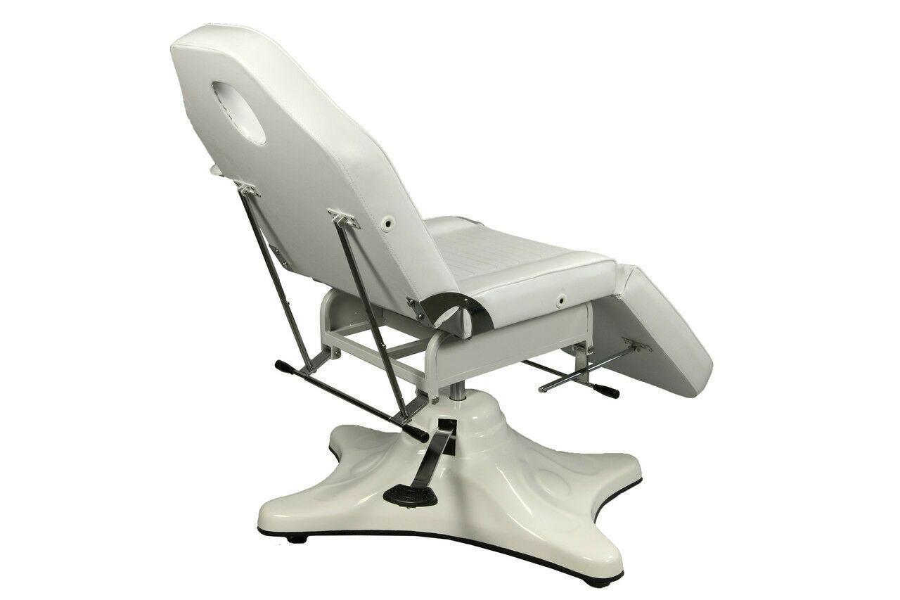 Кушетка косметологічна на гідравліці ZD-823 крісло-кушетка для салону краси, для косметології