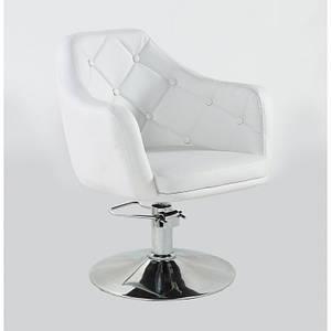 Кресло парикмахерское для клиента HC-831H на гидравлическом приводе