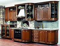 Деревянные кухни, фасады, кухонная мебель