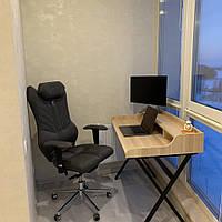 Письменный стол L-10 дуб борас