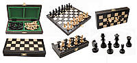 "Шахматы ""магнитные малые"" mahagony"