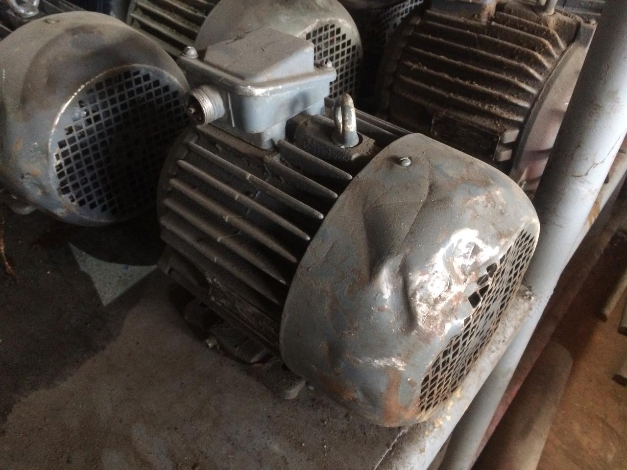 Электродвигатель 3 кВт 1500 об/мин
