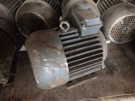 Электродвигатель 3 кВт 1500 об/мин, фото 2