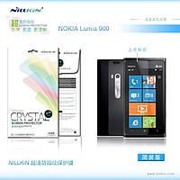 Защитная пленка Nillkin для  Nokia Lumia 900 глянцевая