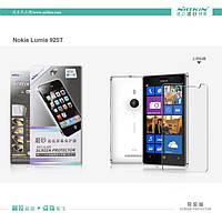 Защитная пленка Nillkin для Nokia Lumia 925  матовая