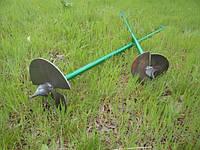 Садовый ручной бур, фото 1