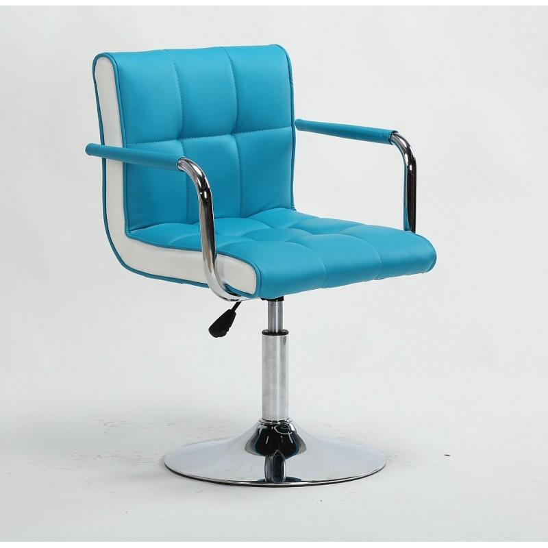 Кресло для клиента салона красоты, стул со спинкой  Хокер HC 811N