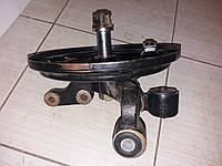 Кулак задний под двухрядный подшипник правый (37 мм) (без ABS) Geely CK, фото 1