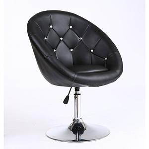 Кресло парикмахерское на пневматике НС 8516 черный