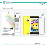 Защитная пленка Nillkin для Nokia Lumia 1520 глянцевая
