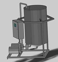 Счетчик молока весовой автомат 5т/ч СОЛО- 5