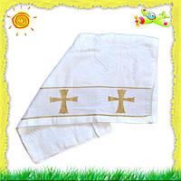 Крыжма полотенце  для крестин