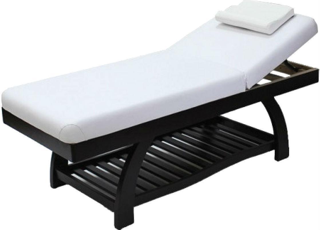 Кушетка стационарная, деревянный массажный стол СН-173