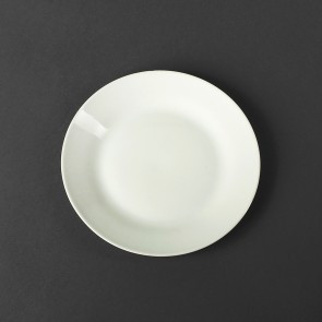 Тарелка мелкая фарфоровая подставная HLS 23 см (4404)