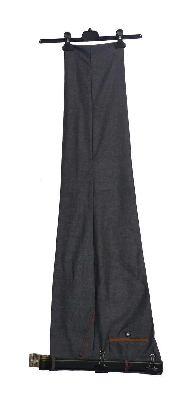 Мужские летние брюки серого цвета 44-60 размер
