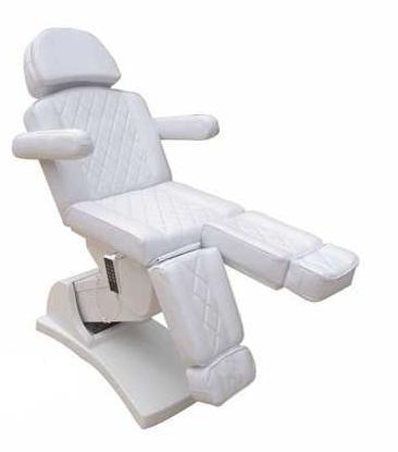 Кресло-кушетка на электромоторе, кресло для педикюра CH-294B white