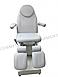 Крісло для педикюру,Кушетка для педикюру електрична СН-2017-2 white, фото 5