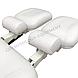 Крісло для педикюру,Кушетка для педикюру електрична СН-2017-2 white, фото 6