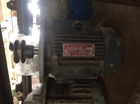 Электродвигатель 0,55 кВт 1500 об/мин, фото 2