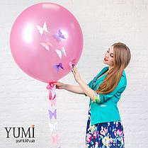 Воздушный шар-гигант с декором, фото 3
