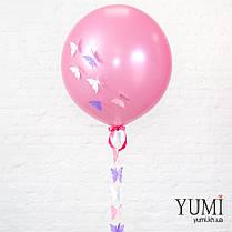 Воздушный шар-гигант с декором, фото 2