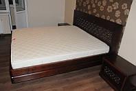 Деревянные кровати на заказ, фото 1