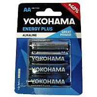 Батарейка      LR6   YOKOHAMA  блистер (по 4шт)