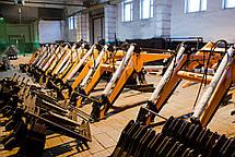 Погрузчик Фронтальный Быстросъёмный НТ-1500 на МТЗ., фото 2