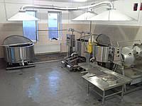 Оборудование для переработки молока