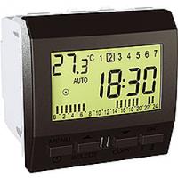 Цифровое реле времени 1200ВА Графит Schneider Electric Unica (MGU3.541.12)