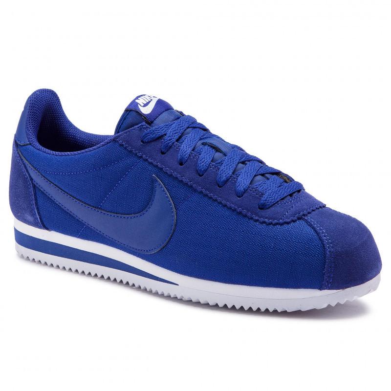 835ecbd6 Кроссовки Nike Classic Cortez Nylon (807472-407) оригинал - CrossUp в Ивано-