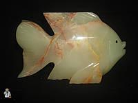 Рыба из оникса (22 см.)