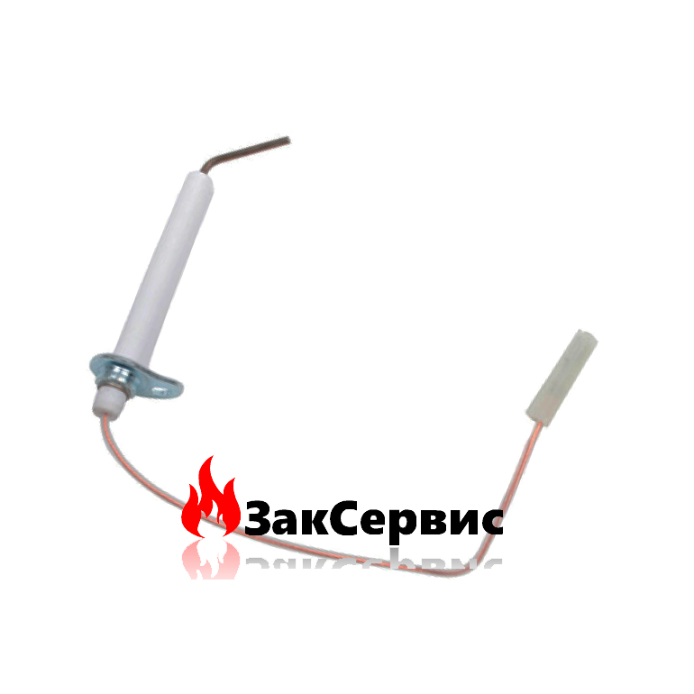 Электрод ионизации на газовый котел Ariston Microgenus, ТХ, Т2 998624