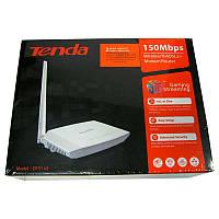 Модем Tenda D151  ADSL2+Router (4 порта) WiFi 150Mbps