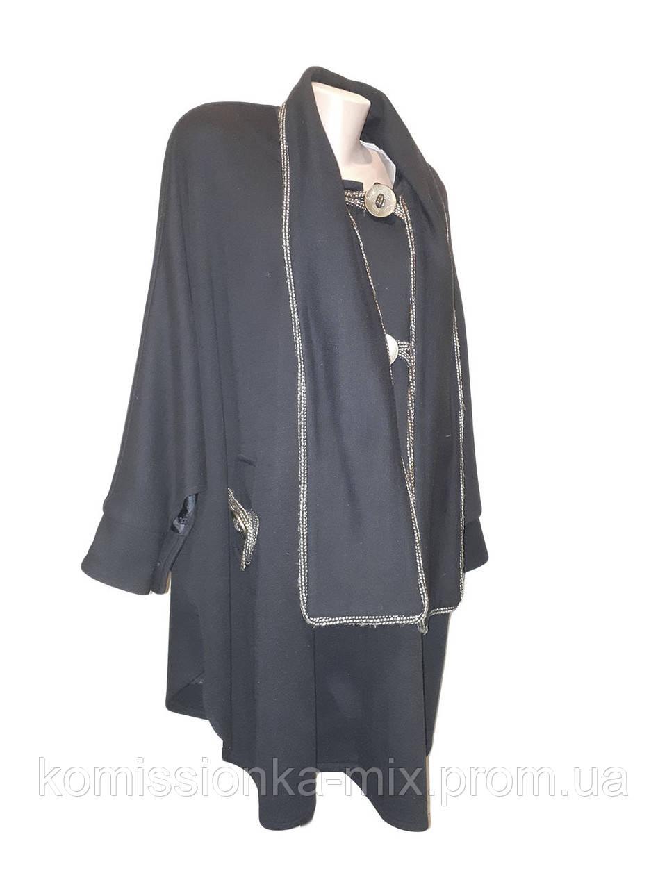 Пальто демисезонное шерстяное LIGRAND  б/у