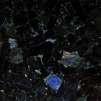 Гранитная плитка  Лабрадорит Volga Blue