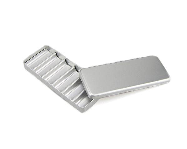 Стерилізатор для борів і ендо файлів (6 клітинок) сірий