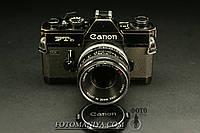 Canon FTb  Canon FD 50mm f1.8 S.S.C  , фото 1