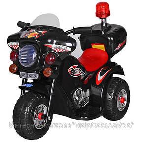 Детский электромотоцикл BAMBI  M 3576-2, фото 2