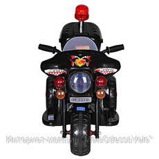Детский электромотоцикл BAMBI  M 3576-2, фото 3