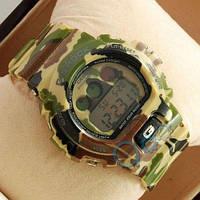 Наручные мужские часы G-Shock DW-6900 Militari Brown