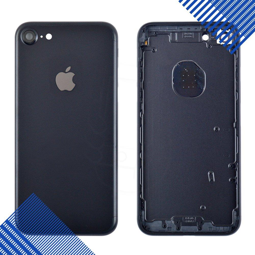 Корпус iPhone 7 (4.7), цвет black matte, оригинал