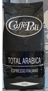Кофе в зернах Poli 100% Arabica 1 кг
