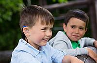 Safeline - Держатель слухового аппарата на ухе ребенка