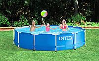 Каркасный бассейн Intex 28212, 366 x 76 см с фильтр насосом 2 006 л/ч, фото 1