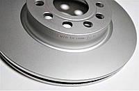 Передний тормозной вентилируемый диск Шкода Октавия А5 Суперб Йети 280x22x5  Нидерланды SkodaMag