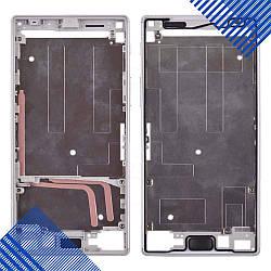 Рамка дисплея для Sony E6603, E6653, 6683 Xperia Z5, цвет белый