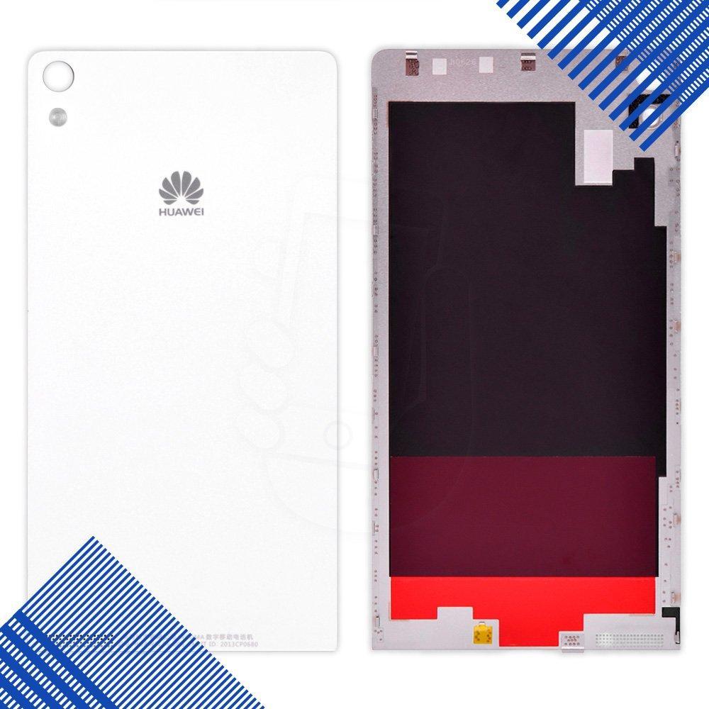 Задняя крышка Huawei Ascend P6-U06, цвет белый - Bigl ua