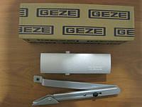 Дверной доводчик GEZE TS 1500 серый